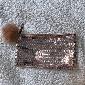 MAC cosmetics bag